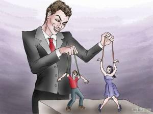 psihopata - manipulacija